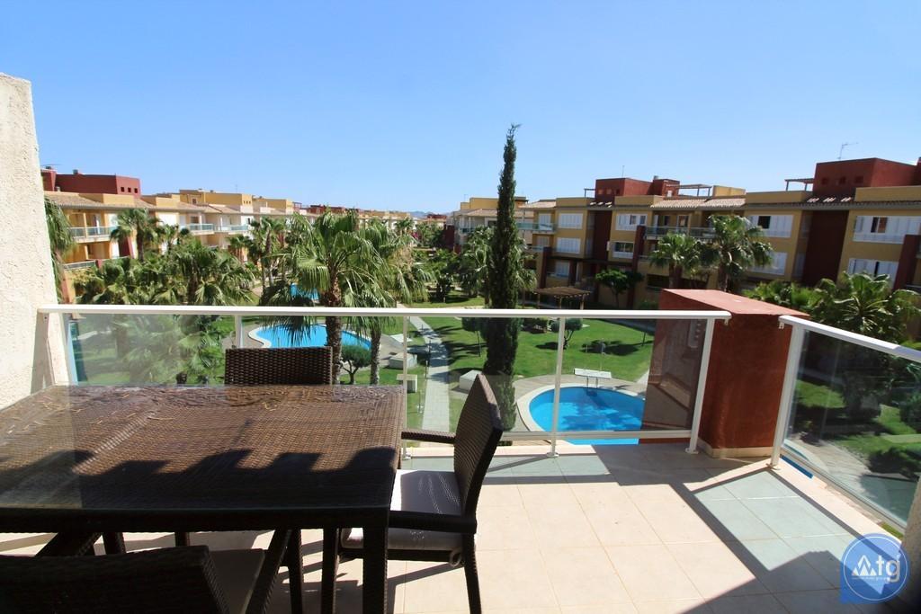 Penthouse de 2 chambres à Guardamar del Segura - AT7958 - 4