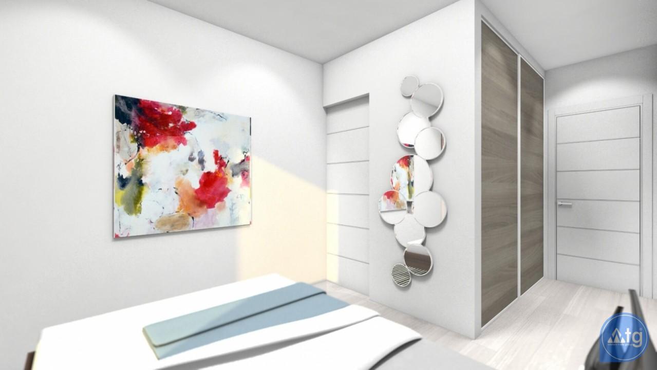 Penthouse de 2 chambres à Torrevieja - AG5936 - 10
