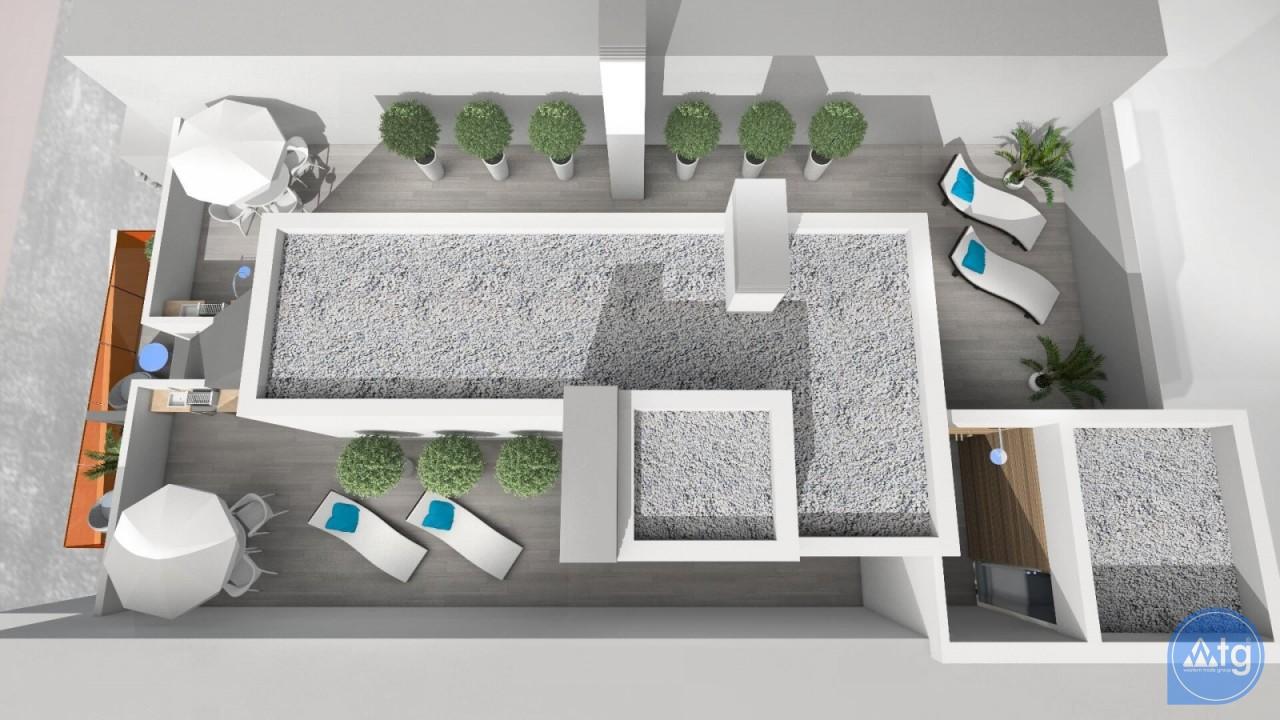 Penthouse de 2 chambres à Torrevieja - AG5936 - 12