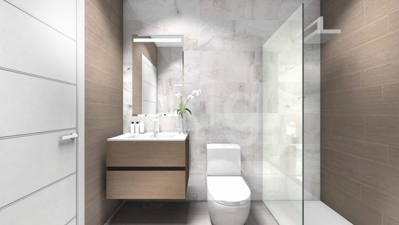Penthouse de 2 chambres à Torrevieja - AG5936 - 16