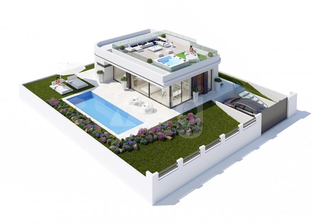 Penthouse de 2 chambres à Torrevieja - AG5936 - 2