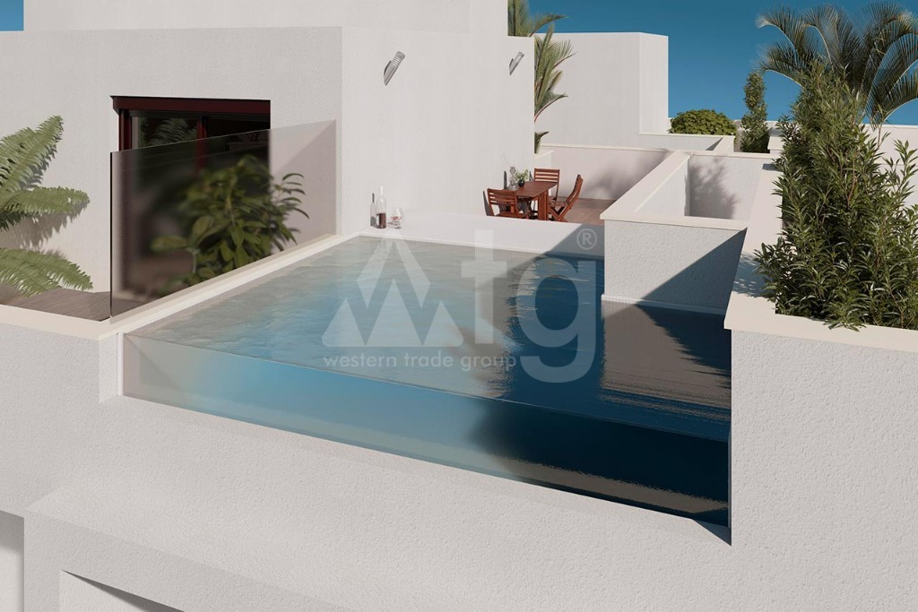 Penthouse de 3 chambres à Villamartin - NS8280 - 2