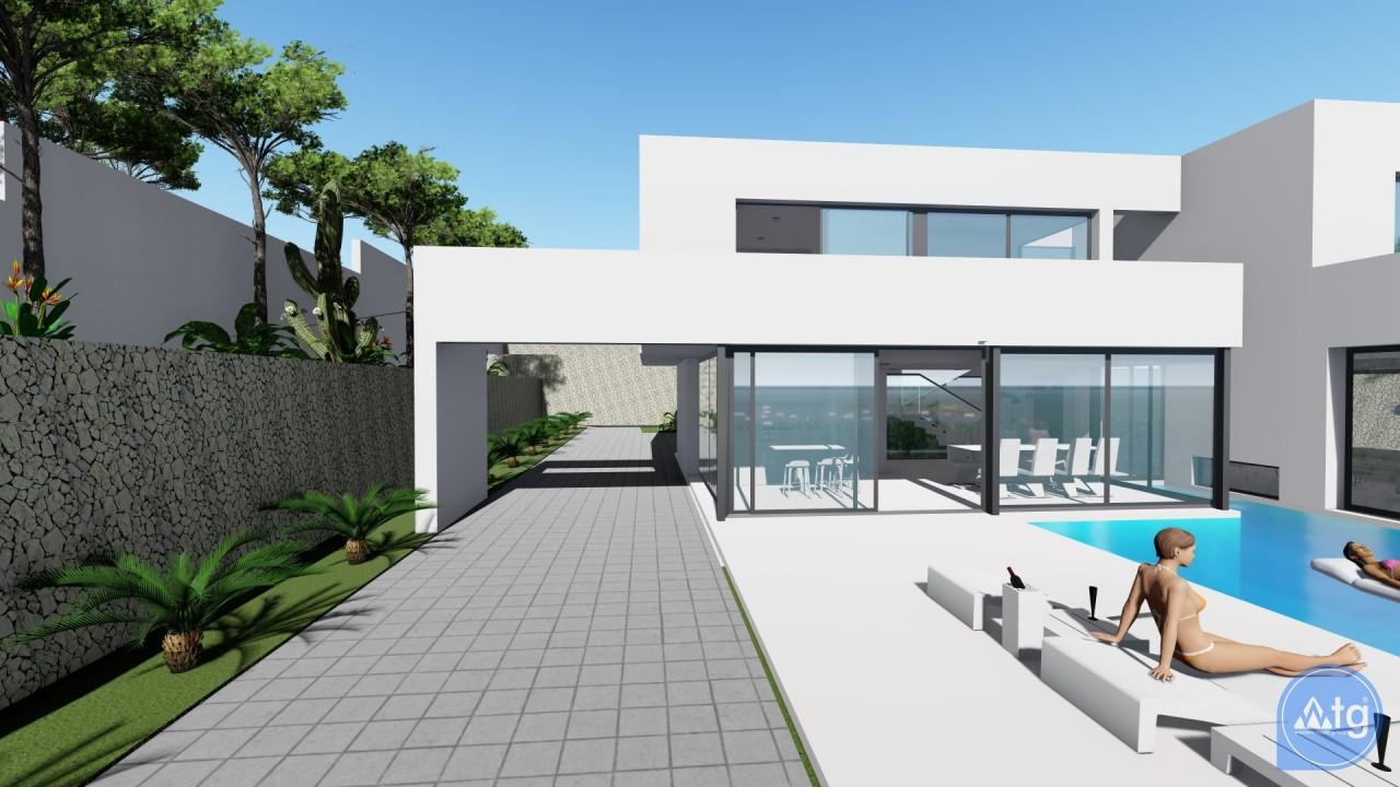 Penthouse de 2 chambres à Guardamar del Segura - AT7940 - 1