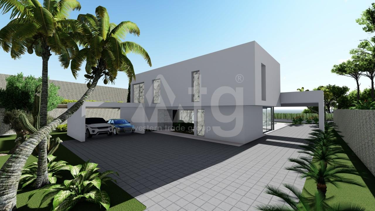 Penthouse de 2 chambres à Guardamar del Segura - AT7940 - 12