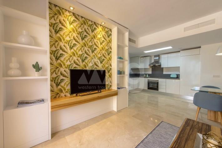 Appartement de 2 chambres à Calp - CAM8378 - 8