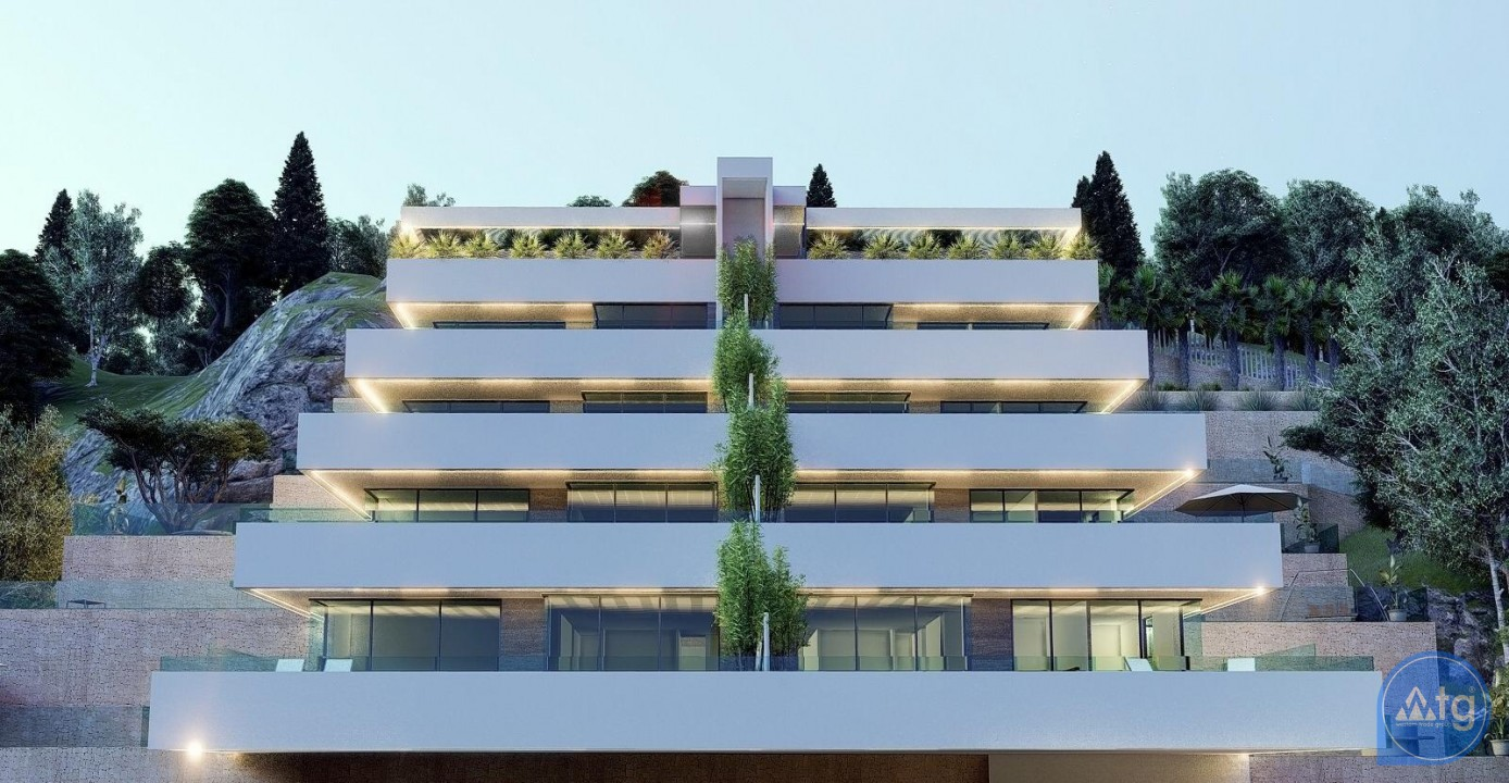 Appartement de 3 chambres à Murcia - OI7598 - 12