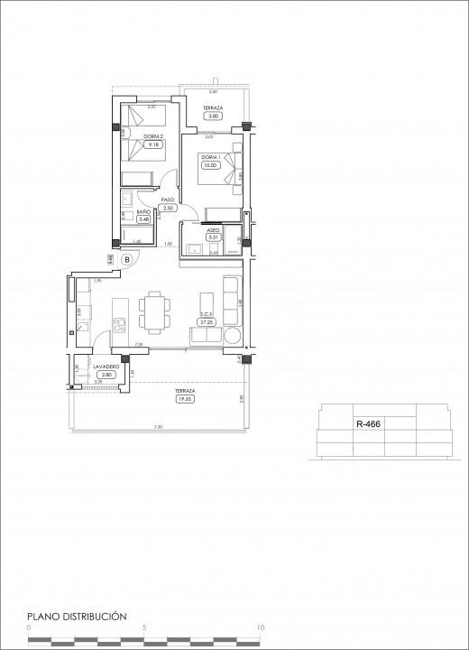 Appartement de 2 chambres à Villamartin - TRI114876 - 41