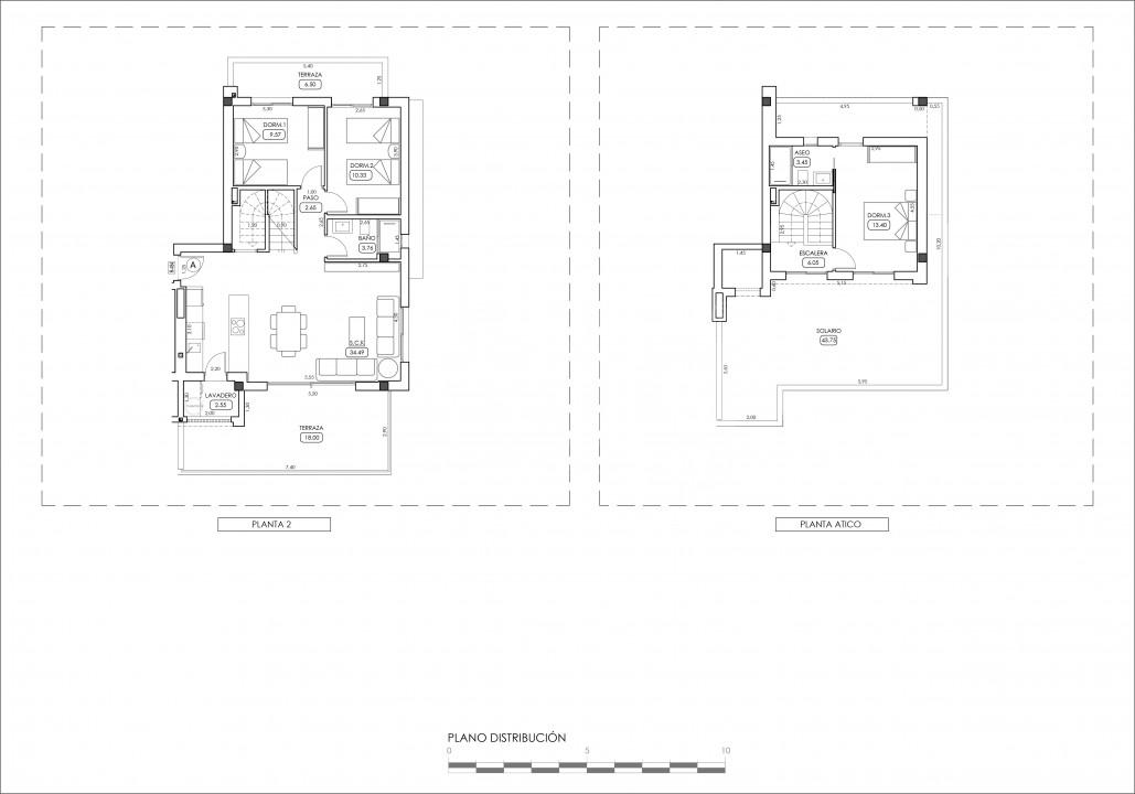 Appartement de 2 chambres à Villamartin - TRI114876 - 46