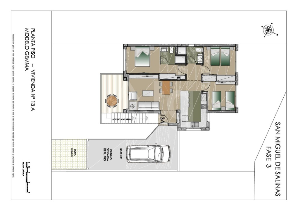Appartement de 2 chambres à Villamartin - GB7156 - 10