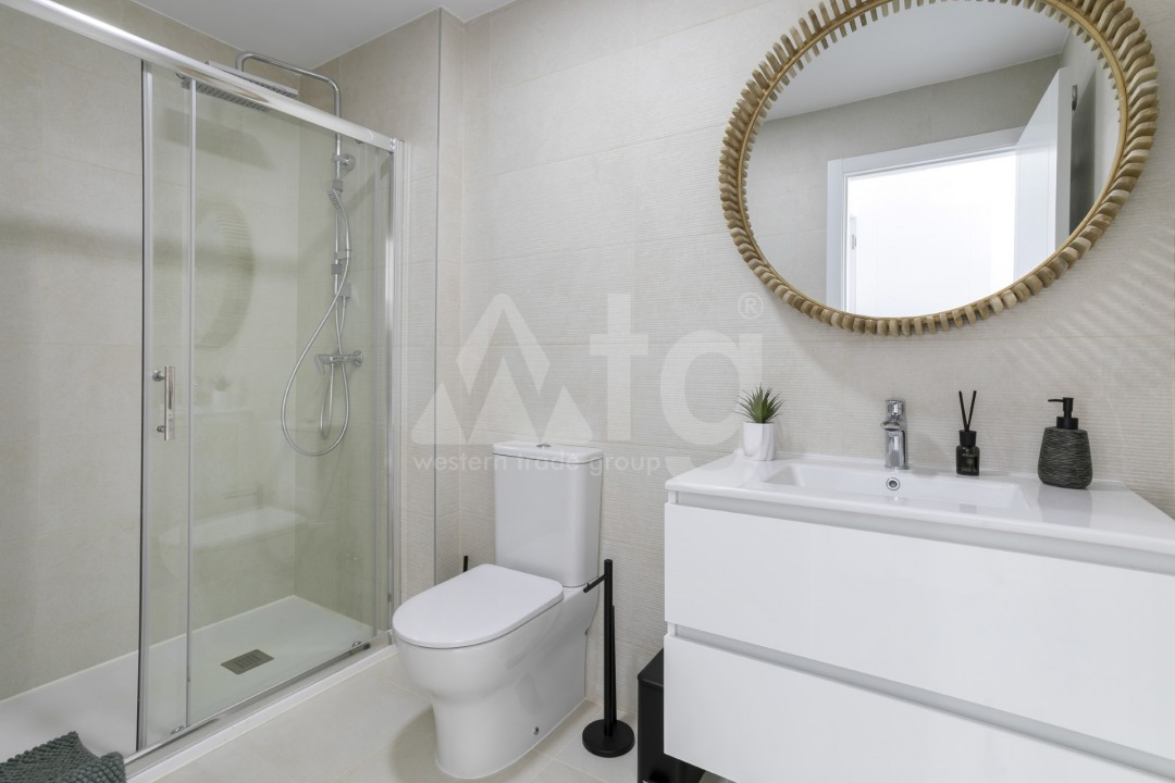 Appartement de 2 chambres à Finestrat - CAM114970 - 22