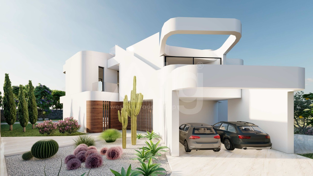 Appartement de 2 chambres à Gran Alacant - AS116001 - 11