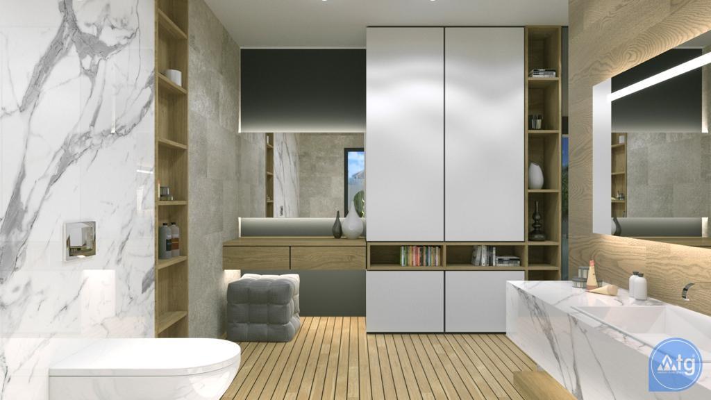 Appartement de 2 chambres à Mar de Cristal - CVA115783 - 12