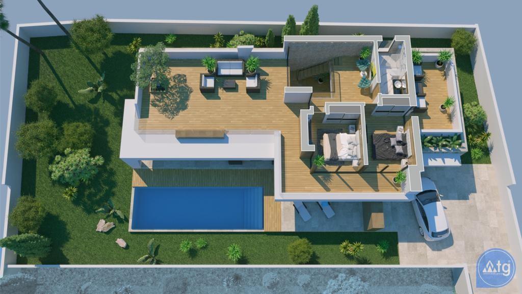 Appartement de 2 chambres à Mar de Cristal - CVA115783 - 16