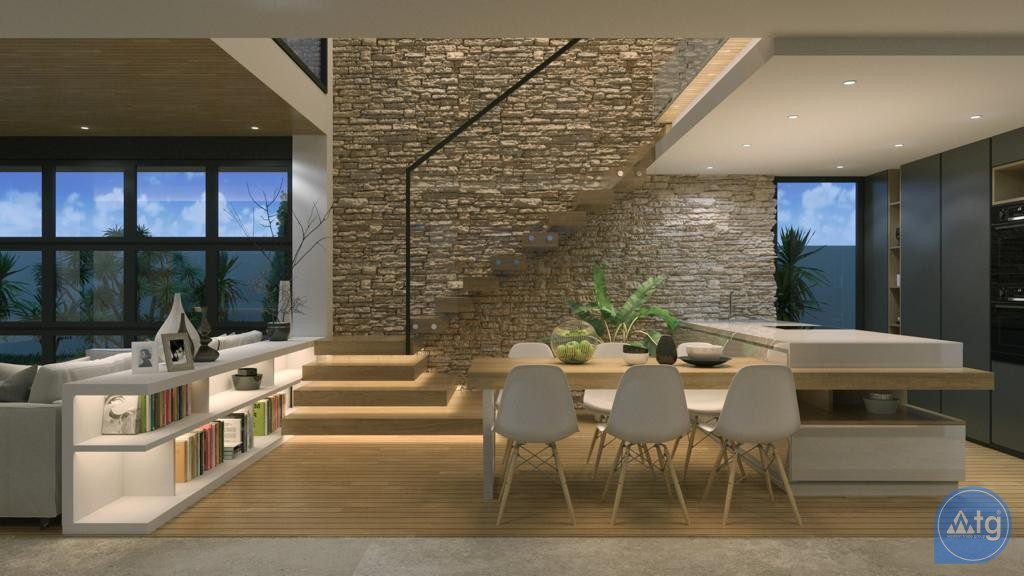Appartement de 2 chambres à Mar de Cristal - CVA115783 - 8