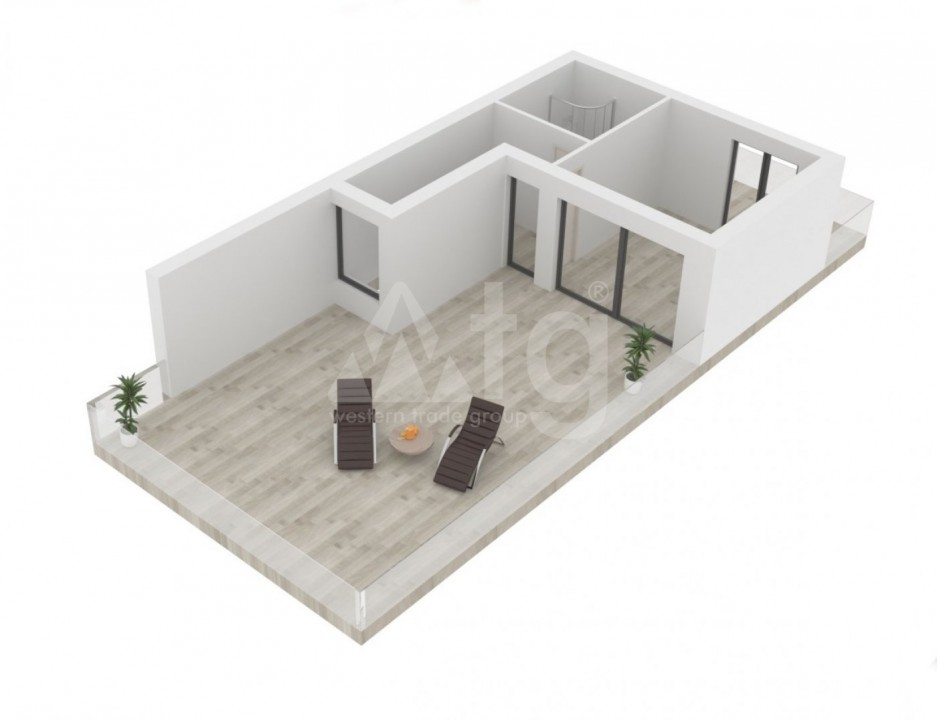 Appartement de 3 chambres à Punta Prima - GD113897 - 8