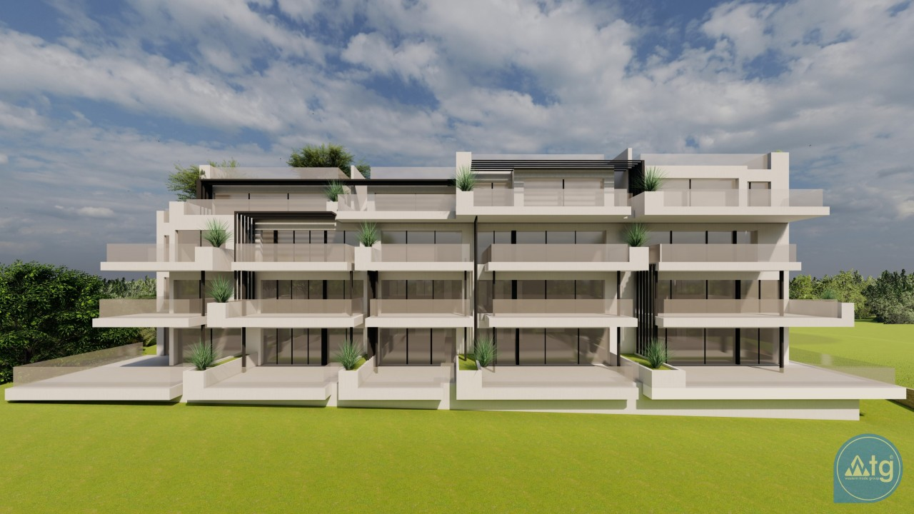 Appartement de 2 chambres à San Miguel de Salinas - GEO119640 - 2