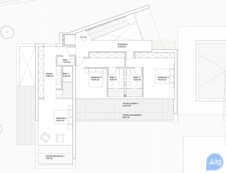 Appartement de 1 chambre à Torrevieja - AG4305 - 15