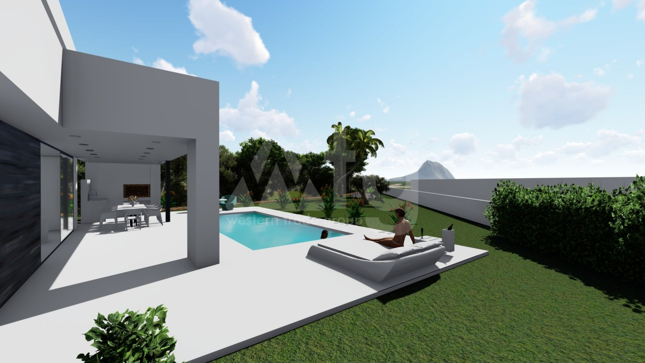 Appartement de 3 chambres à El Campello - MIS117415 - 13