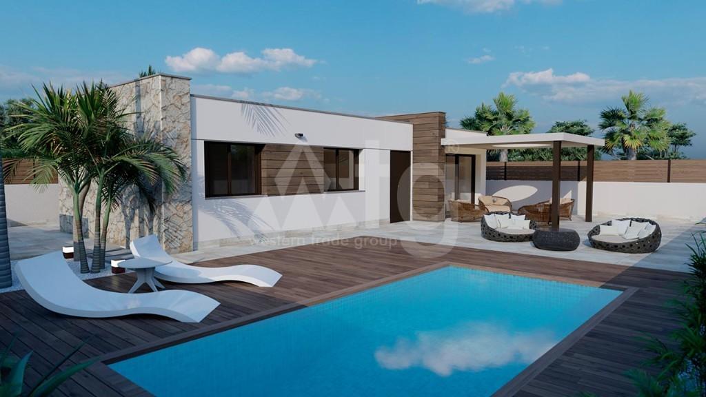 Appartement de 3 chambres à Alicante - IM8257 - 1