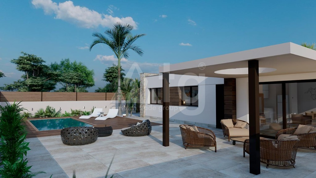 Appartement de 3 chambres à Alicante - IM8257 - 3