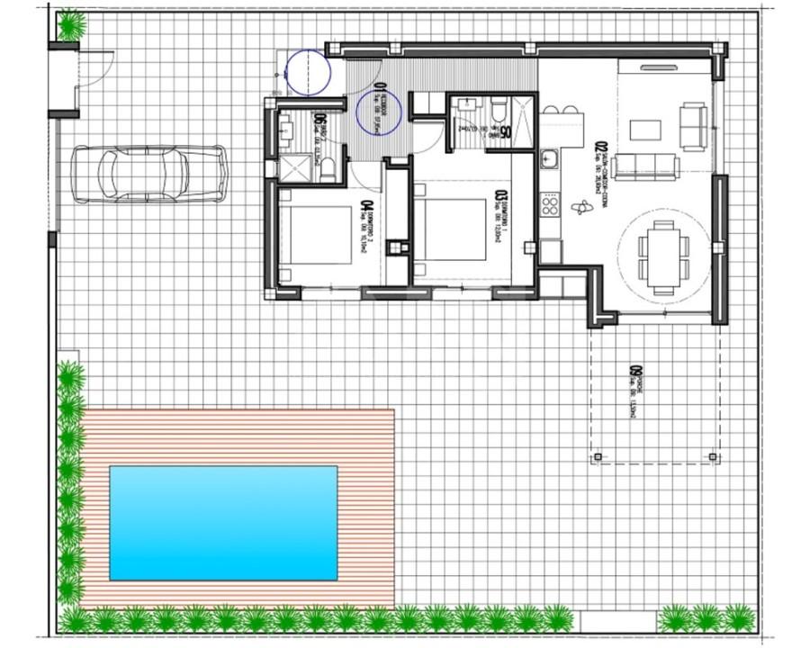 Appartement de 3 chambres à Alicante - IM8257 - 5