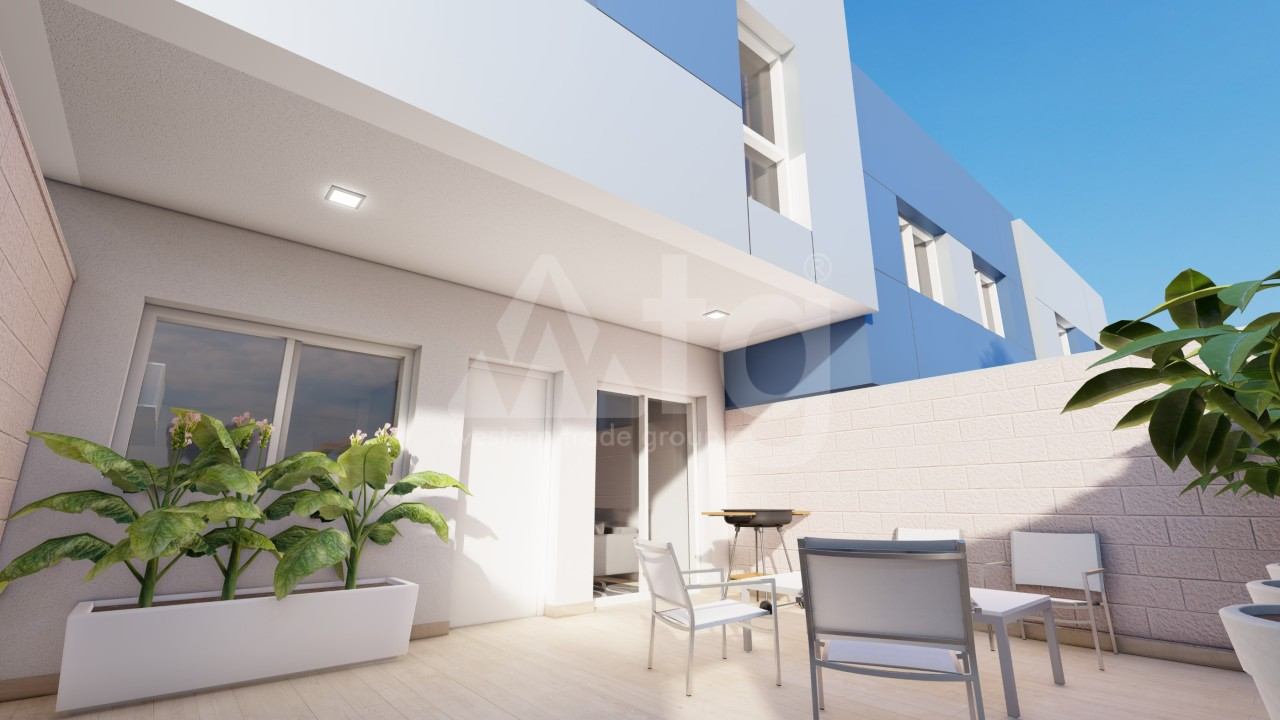 Appartement de 2 chambres à Benidorm - TM117019 - 5