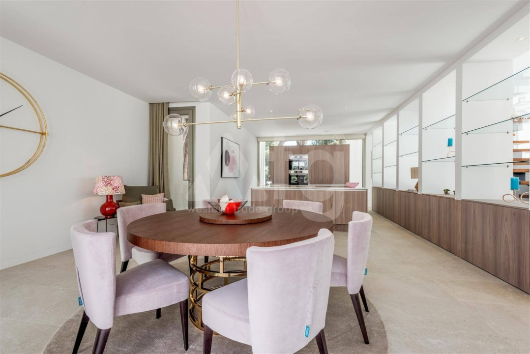 Appartement de 3 chambres à Santa Pola - US2637 - 9