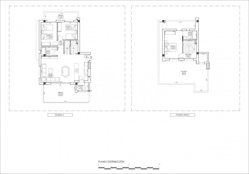 Appartement de 2 chambres à Villamartin - TRI114874 - 48
