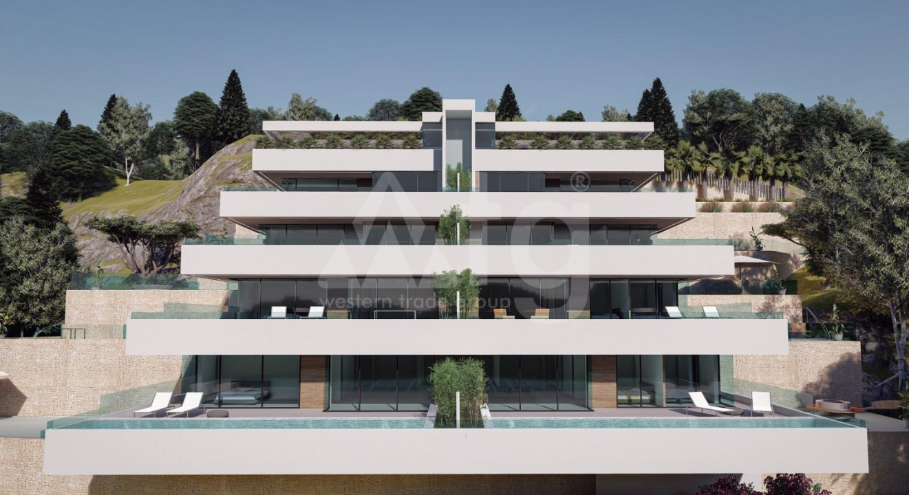 Appartement de 3 chambres à Altea - MLC1111725 - 11