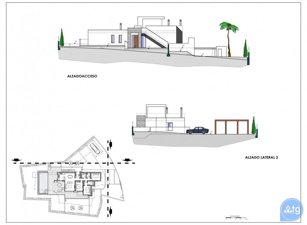 Appartement de 2 chambres à Mar de Cristal - CVA115791 - 11