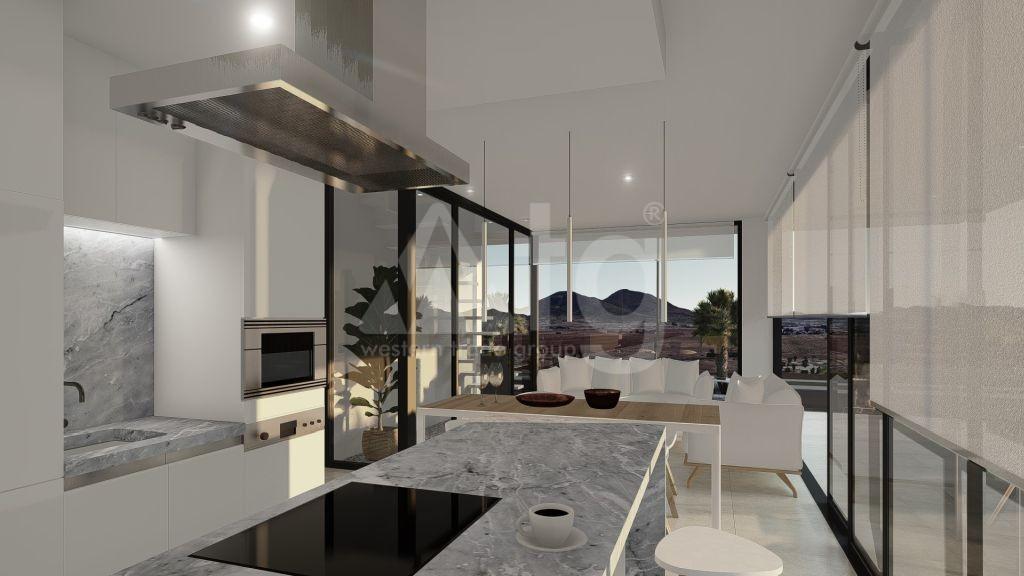 Appartement de 2 chambres à Mar de Cristal - CVA115791 - 13