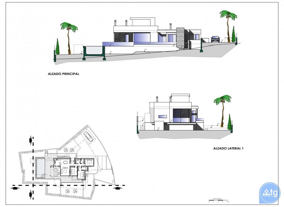 Appartement de 2 chambres à Mar de Cristal - CVA115791 - 9