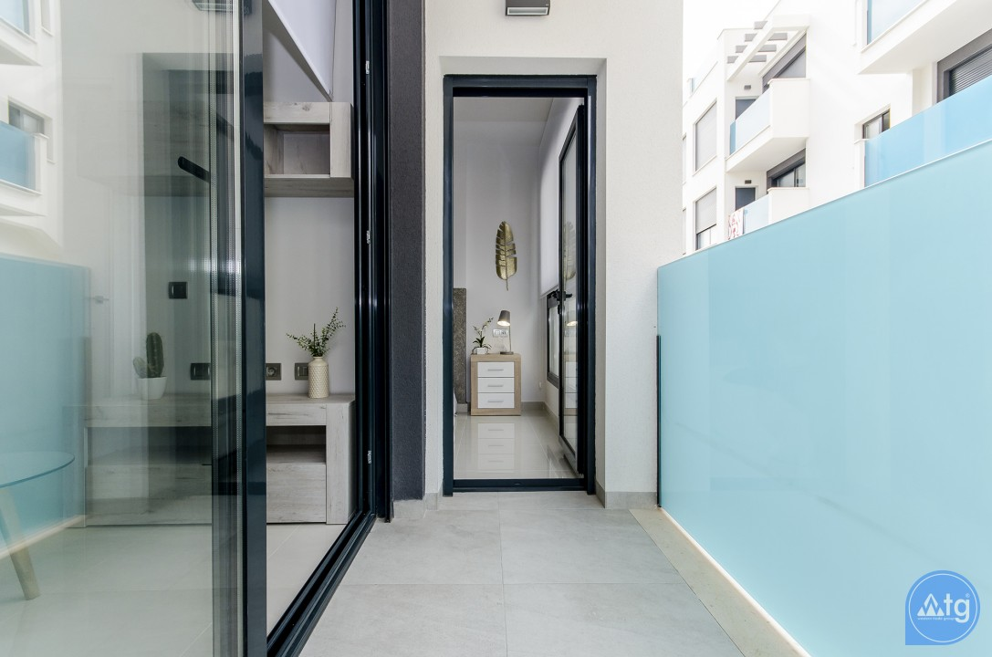 Appartement de 1 chambre à Torrevieja - AGI6075 - 34
