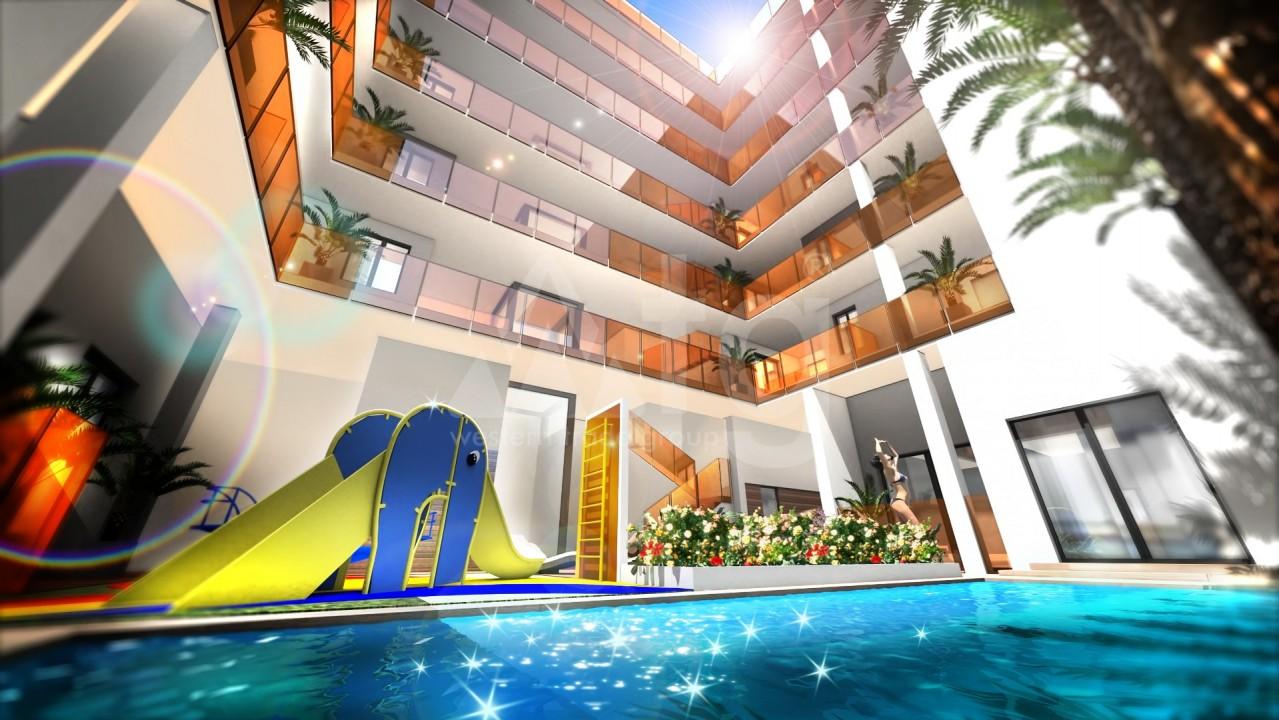 Appartement de 2 chambres à Torrevieja - AG8001 - 14