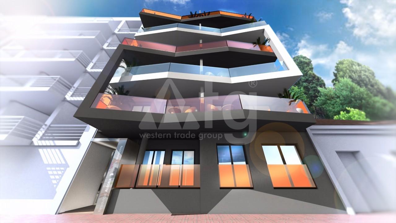 Appartement de 2 chambres à Torrevieja - AG8001 - 2