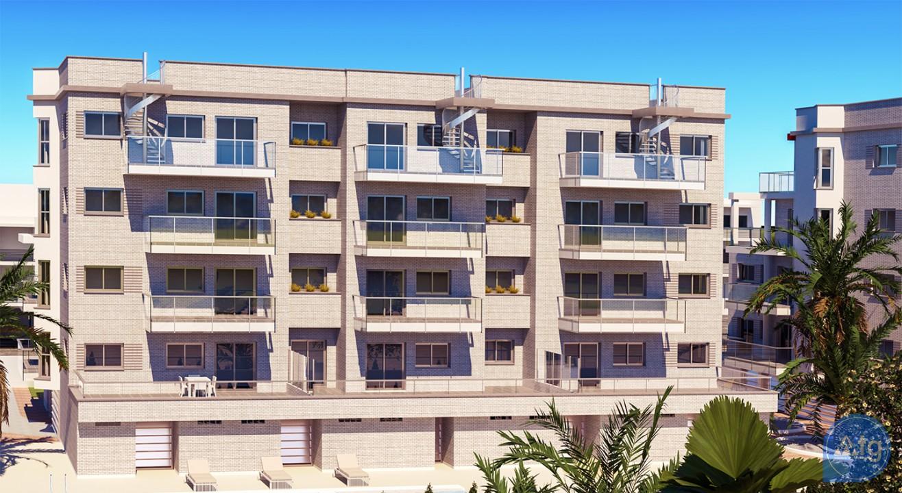 Penthouse de 3 chambres à Torrevieja - AGI6064 - 2