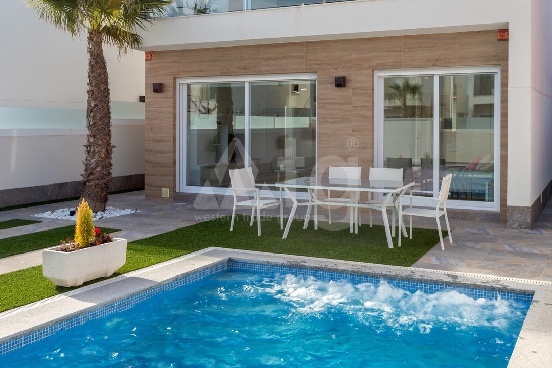 Villa de 3 chambres à Pilar de la Horadada - RP8067 - 14