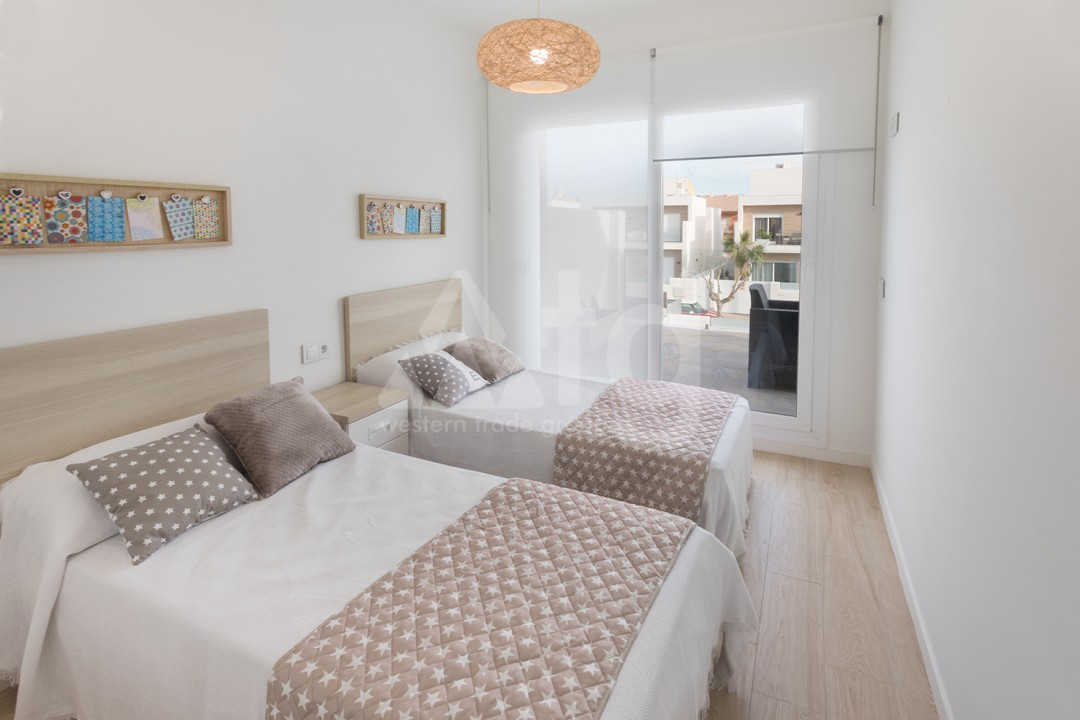 Villa de 3 chambres à Pilar de la Horadada - RP8067 - 30