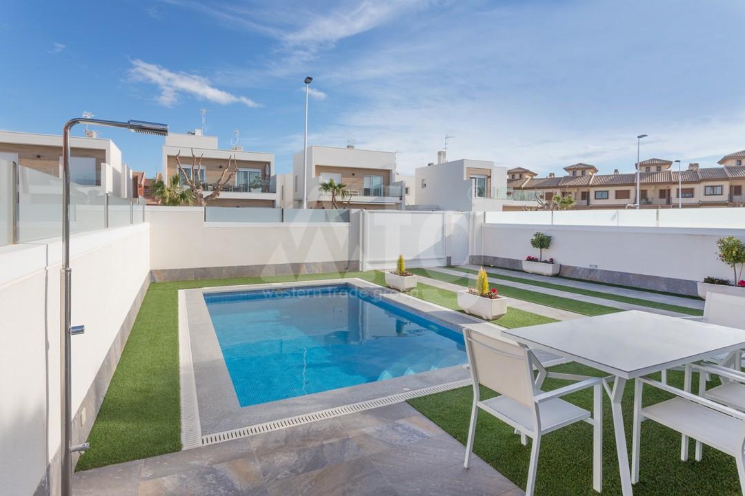 Villa de 3 chambres à Pilar de la Horadada - RP8067 - 44
