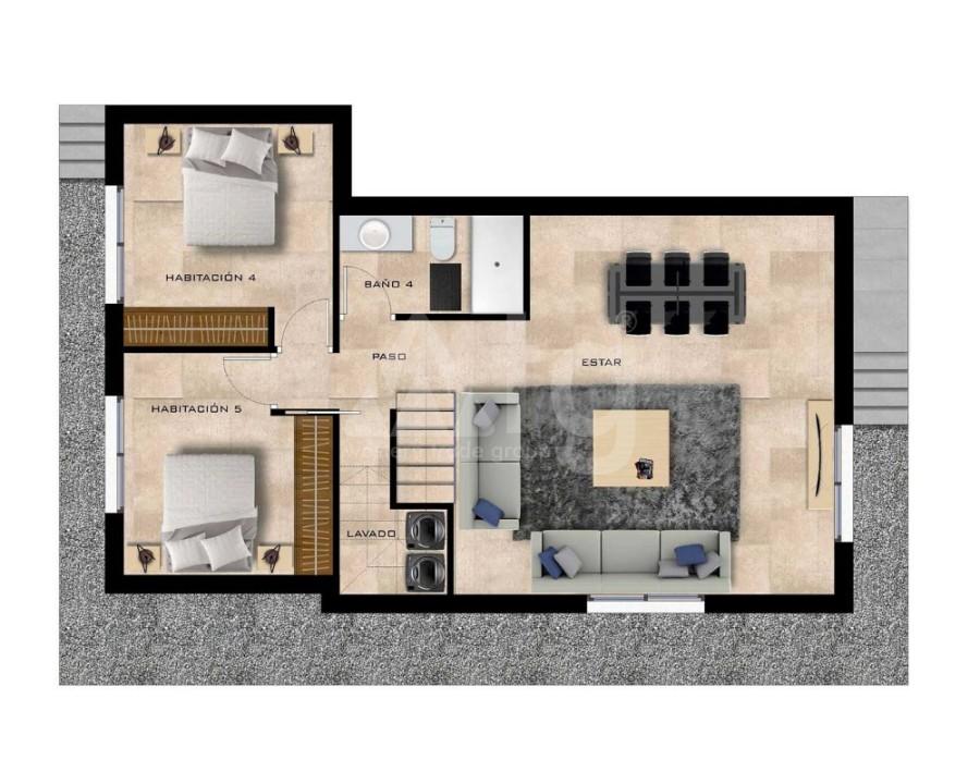 Villa de 3 chambres à Pilar de la Horadada - RP8067 - 9
