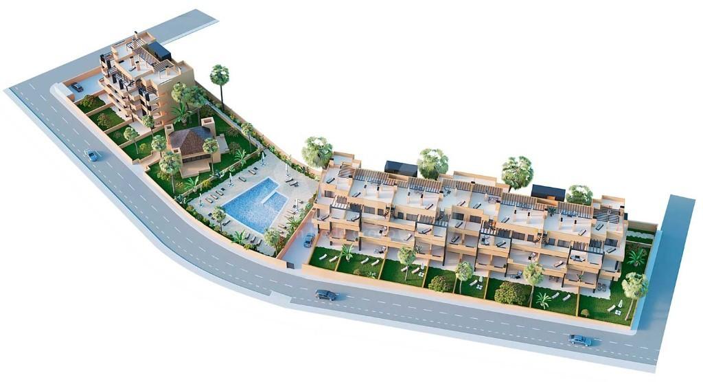 Villa de 3 chambres à Pilar de la Horadada - OK8096 - 24
