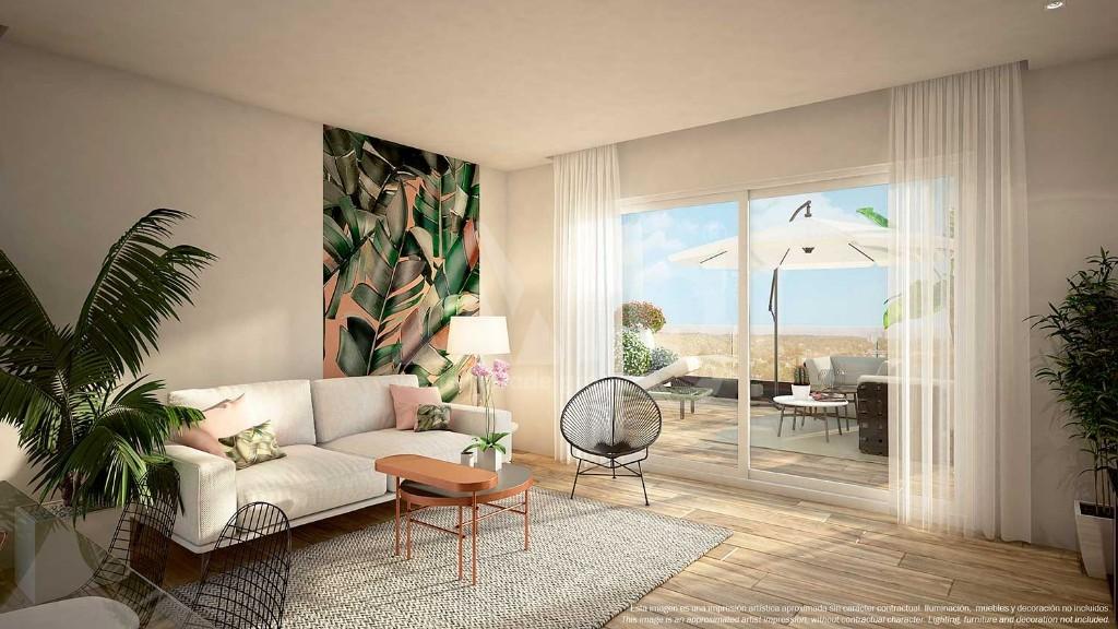 Villa de 3 chambres à Vistabella - VG8006 - 4