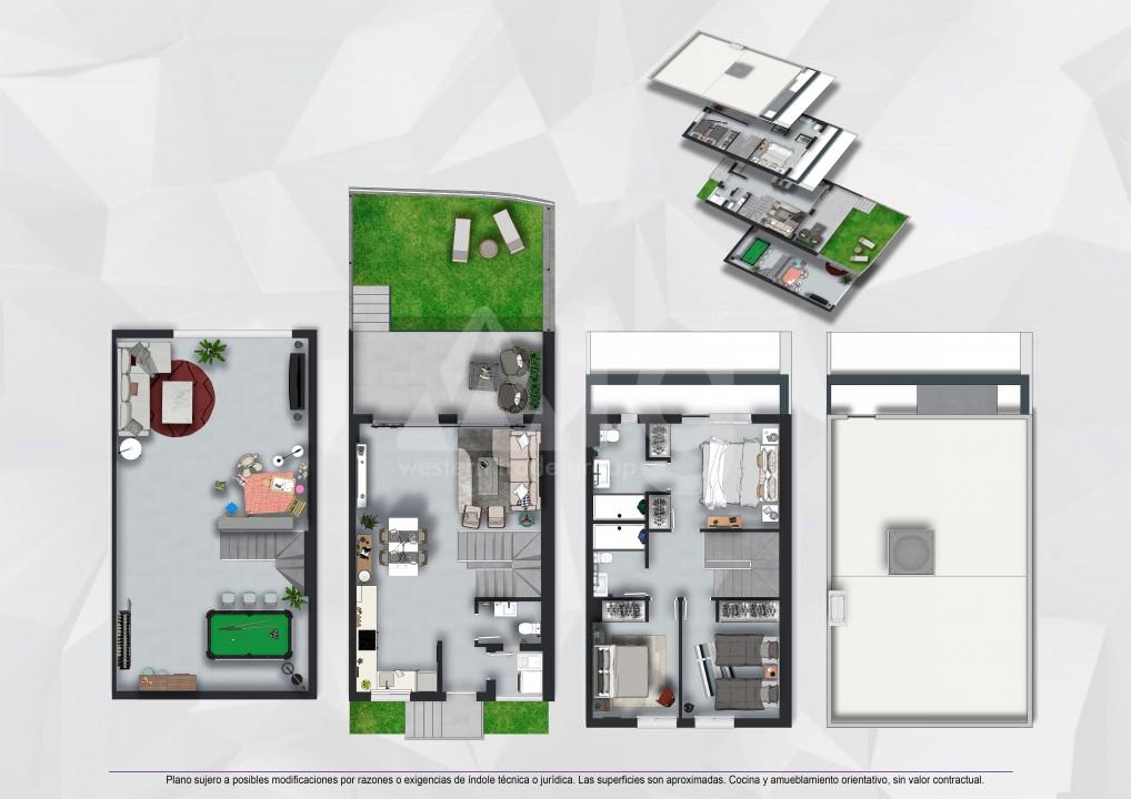 Townhouse de 3 chambres à Elche  - GD1116595 - 33