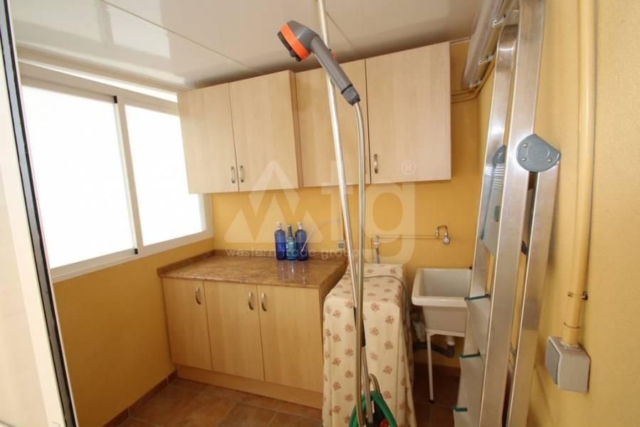Townhouse de 2 chambres à La Vila Joiosa - QUA8601 - 15