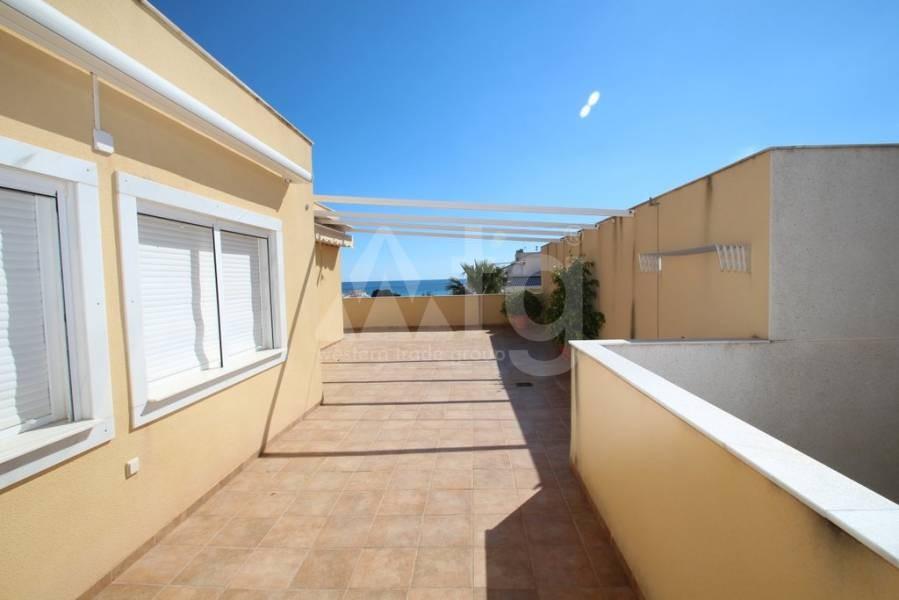 Townhouse de 2 chambres à La Vila Joiosa - QUA8601 - 17