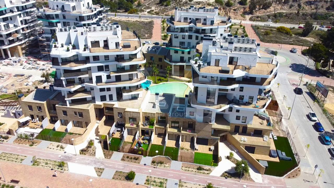 Townhouse de 2 chambres à La Vila Joiosa - QUA8621 - 29