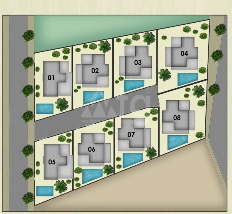 Townhouse de 3 chambres à Pilar de la Horadada - CV113906 - 3