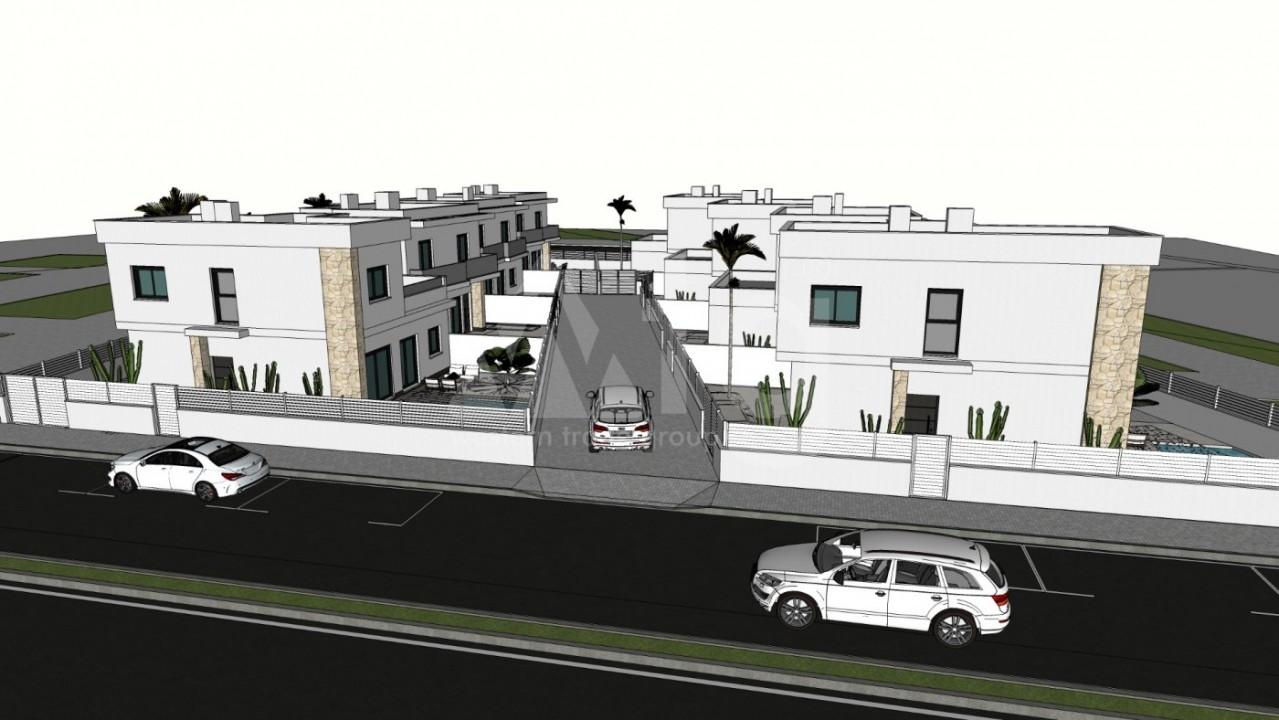 Townhouse de 3 chambres à Pilar de la Horadada - CV113906 - 8