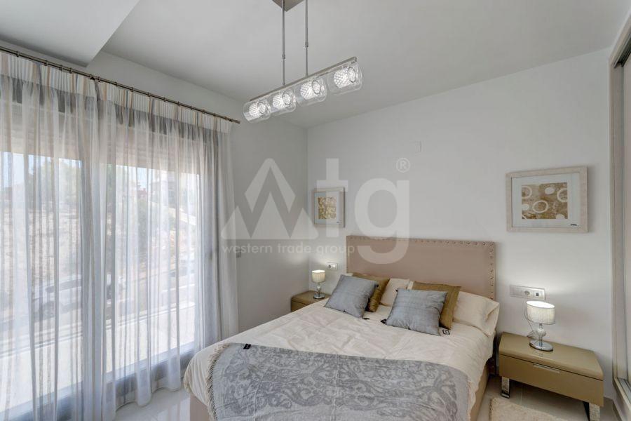 Townhouse de 2 chambres à La Vila Joiosa - QUA8627 - 3