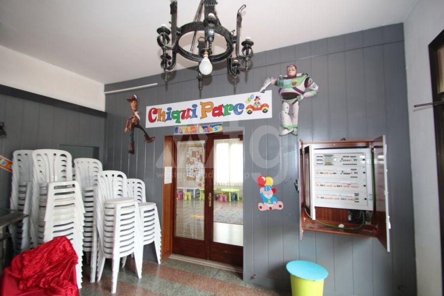 Townhouse de 2 chambres à La Vila Joiosa - QUA8630 - 15